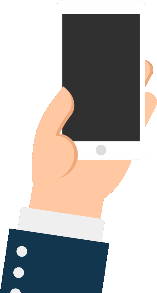 Holding-a-Phone-IN-OUT